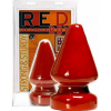 Red Boy - Extreme buttplug XXXL