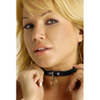 Strict Leather Halsband Met O-Ring
