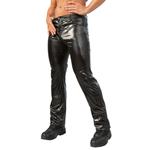 SvenO Wet Jeans schwarz