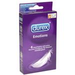 Durex Emotions 6er