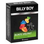 Billy Boy Fun Condooms - 5 stuks