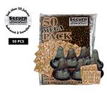 Secura Black Power Kondome - 50 Stück