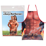 Keukenschort - Sexy Barbecue