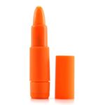 Mini Lipstick Vibrator in Orange