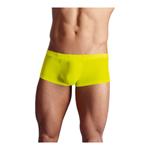 Mannen short - Neon geel