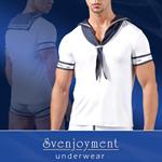 Men Shirt Sailor