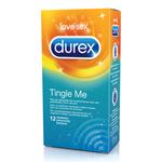 Durex Tingle Me Condome 12 er