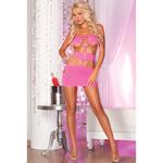 Onweerstaanbaar roze jurkje