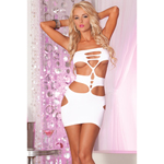 Onweerstaanbaar wit jurkje