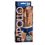 Boxershort blauw met penisring