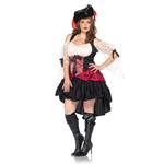 Kwade Piraten Dame