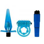 Deluxe Couple Kit Vibrator Set