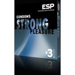 ESP Strong Kondome - 3 Stück