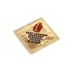 Fun-Kondom - Dieses Kondom wird nicht alt