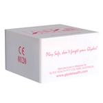 Glyde Ultra Slimfit Erdbeere - 100 Kondome