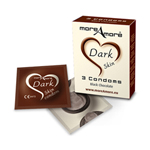 MoreAmore Dark Skin Kondome 3 Stück
