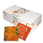 MoreAmore Tasty Skin Mandarine Kondome 100 Stück