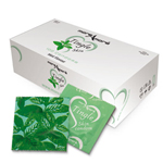 MoreAmore Tingle Skin Mint Kondome - 100 Stück