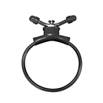 Adjustable Cockring Black