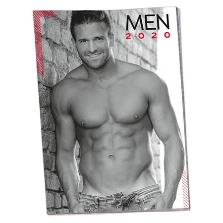 PIN UP Kalender Men 2017
