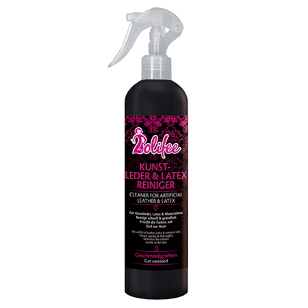 Polifee Cleaner Voor (Kunst)leer En Latex - 250 ml