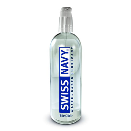 Swiss Navy Waterbased Glijmiddel 473 ml