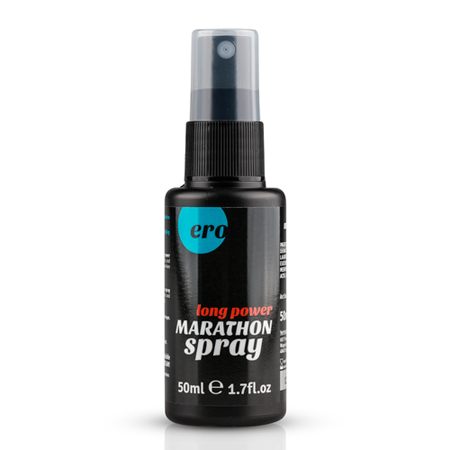 Marathon spray mannen 50 ml