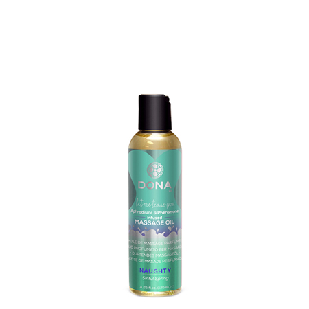 Dona Scented massage oil Naughty