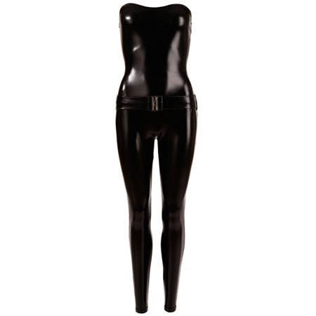 Wetlook Strapless Catsuit