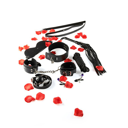 Bondage Set Sex Toy Kit