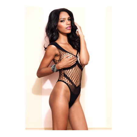 Net stof body string