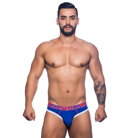 CoolFlex Locker Room Jockstrap - Blauw