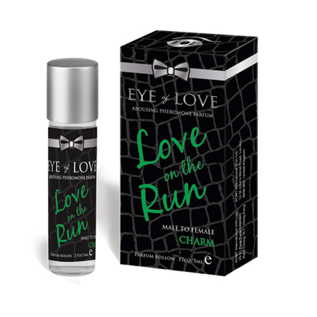 EOL Mini Rollon Parfum Man/Vrouw Charm - 5 ml