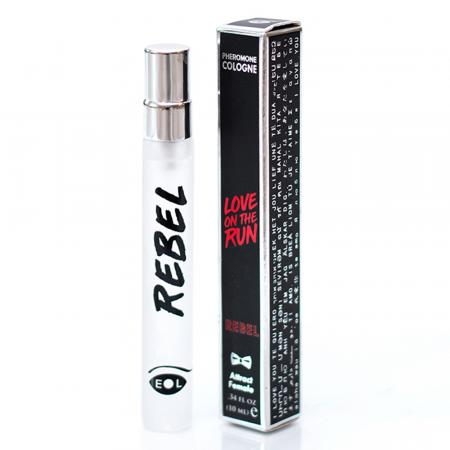 EOL Body Spray Rebel Man Tot Vrouw - 10 ml