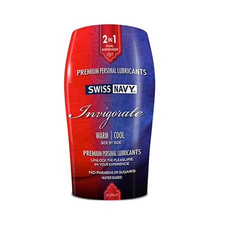 Swiss Navy Invigorate 2-in-1 50ml