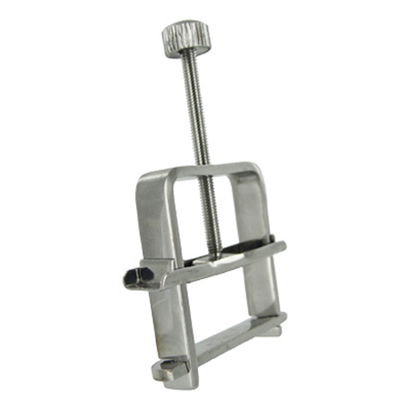 Stainless Steel Nipple Vise