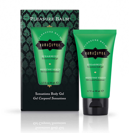 Kamasutra Pleasure Balm Spearmint Likbare Bodygel