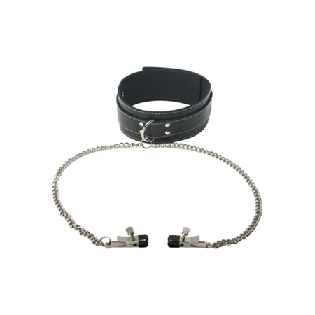 Coveted Halsband En Klemmenset