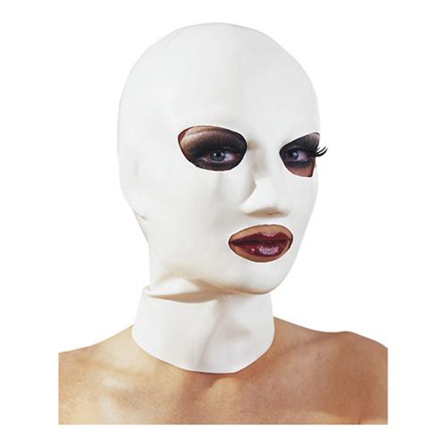 Latex Masker Wit