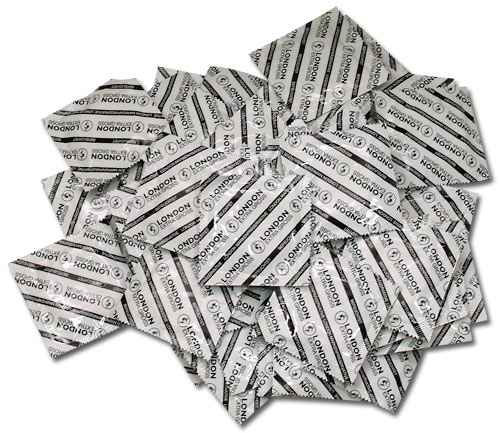 100 Durex Londen XL Condooms