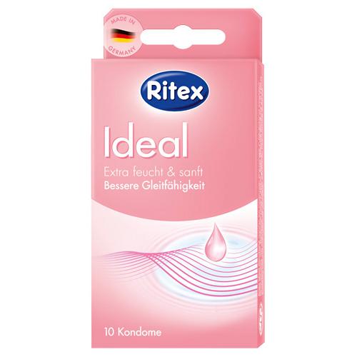 10 Ritex Ideal condooms met glijmiddel