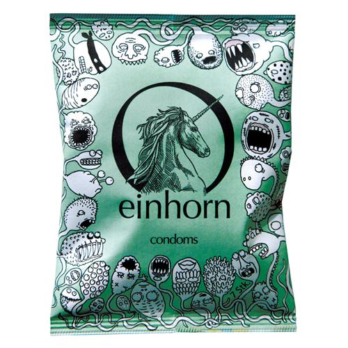 Einhorn Condooms Sperm Monsters