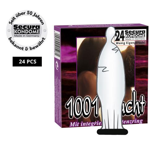 Goedkope Condooms 1001 Nacht 24 stuks