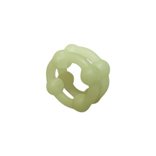Glow in the dark cockring