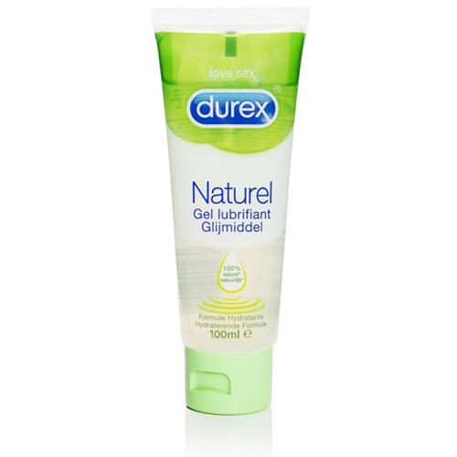 Durex Gel Naturals 100 ml – Durex
