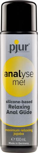 Analyse me! Relaxing anaal glijmiddel – 100 ml Transparant – Pjur