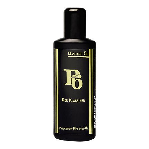 Feromonen massage olie Transparant – P6
