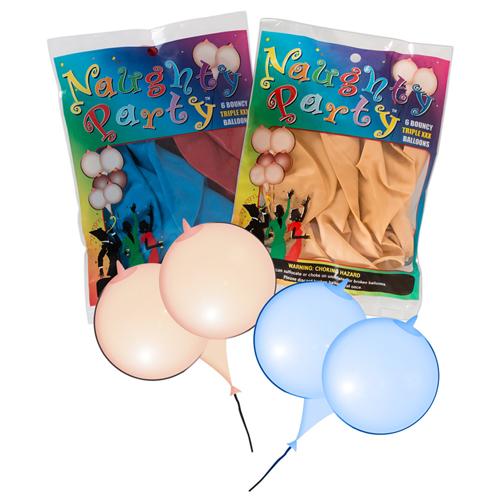 Boob Balloons – 6 Stuks – You2Toys