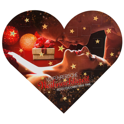 Verführerische Weihnachtszeit Adventskalender
