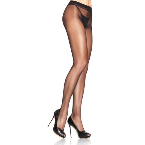 Basic Panty - Zwart